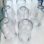 BPA-freie Gläser