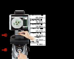 Che cos'è il sistema di misurazione dimensionale tramite immagini della Serie IM?