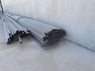 TUBI INOX AISI 304 28x0.8 12x0.6